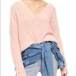 NWT Free People finders keepers sweater